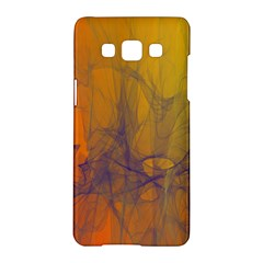 Fiesta Colorful Background Samsung Galaxy A5 Hardshell Case