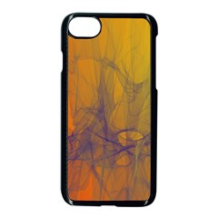Fiesta Colorful Background Apple Iphone 8 Seamless Case (black)