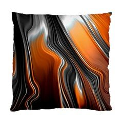 Fractal Structure Mathematics Standard Cushion Case (one Side)