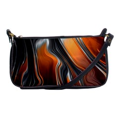 Fractal Structure Mathematics Shoulder Clutch Bags