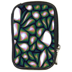 Fuzzy Abstract Art Urban Fragments Compact Camera Cases