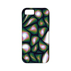 Fuzzy Abstract Art Urban Fragments Apple Iphone 5 Classic Hardshell Case (pc+silicone)