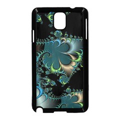 Fractal Art Artwork Digital Art Samsung Galaxy Note 3 Neo Hardshell Case (black)
