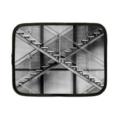 Architecture Stairs Steel Abstract Netbook Case (small)
