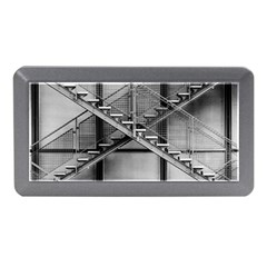 Architecture Stairs Steel Abstract Memory Card Reader (mini)