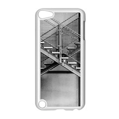 Architecture Stairs Steel Abstract Apple Ipod Touch 5 Case (white)