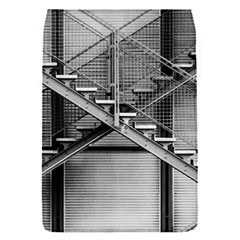 Architecture Stairs Steel Abstract Flap Covers (s)
