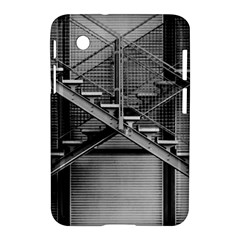 Architecture Stairs Steel Abstract Samsung Galaxy Tab 2 (7 ) P3100 Hardshell Case
