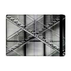 Architecture Stairs Steel Abstract Ipad Mini 2 Flip Cases