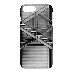 Architecture Stairs Steel Abstract Apple Iphone 7 Plus Hardshell Case