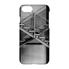 Architecture Stairs Steel Abstract Apple Iphone 8 Hardshell Case