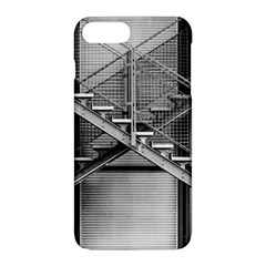 Architecture Stairs Steel Abstract Apple Iphone 8 Plus Hardshell Case