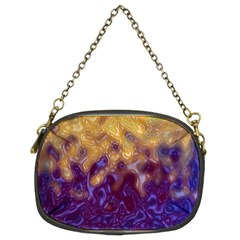 Fractal Rendering Background Chain Purses (two Sides)