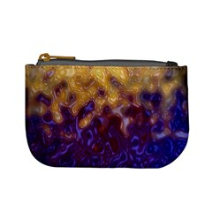 Fractal Rendering Background Mini Coin Purses
