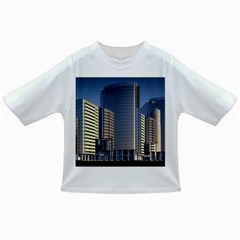 Skyscraper Skyscrapers Building Infant/toddler T Shirts