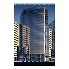 Skyscraper Skyscrapers Building Shower Curtain 48  X 72  (small)