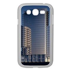 Skyscraper Skyscrapers Building Samsung Galaxy Grand Duos I9082 Case (white)