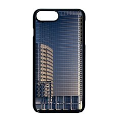 Skyscraper Skyscrapers Building Apple Iphone 8 Plus Seamless Case (black)