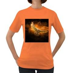 Art Creative Graphic Arts Owl Women s Dark T Shirt