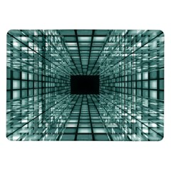 Abstract Perspective Background Samsung Galaxy Tab 10 1  P7500 Flip Case