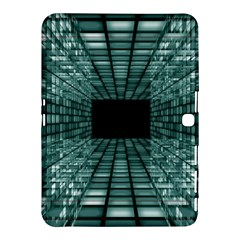 Abstract Perspective Background Samsung Galaxy Tab 4 (10 1 ) Hardshell Case