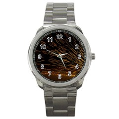 Metalworking Iron Radio Weld Metal Sport Metal Watch