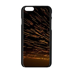 Metalworking Iron Radio Weld Metal Apple Iphone 6/6s Black Enamel Case