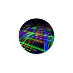 Electronics Board Computer Trace Golf Ball Marker (10 Pack)