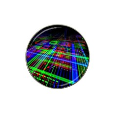 Electronics Board Computer Trace Hat Clip Ball Marker