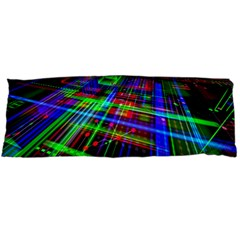 Electronics Board Computer Trace Body Pillow Case Dakimakura (two Sides)
