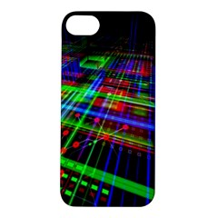Electronics Board Computer Trace Apple Iphone 5s/ Se Hardshell Case