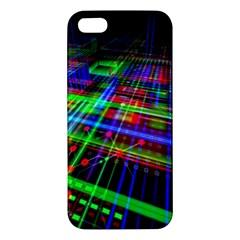Electronics Board Computer Trace Iphone 5s/ Se Premium Hardshell Case
