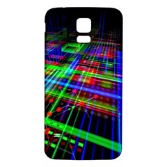 Electronics Board Computer Trace Samsung Galaxy S5 Back Case (white)