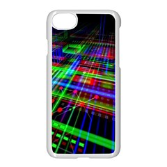 Electronics Board Computer Trace Apple Iphone 8 Seamless Case (white)