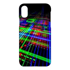 Electronics Board Computer Trace Apple Iphone X Hardshell Case