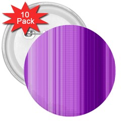Background Texture Pattern Purple 3  Buttons (10 Pack)