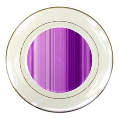 Background Texture Pattern Purple Porcelain Plates