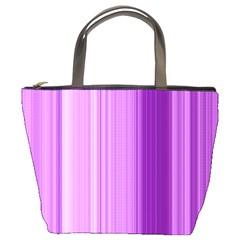 Background Texture Pattern Purple Bucket Bags