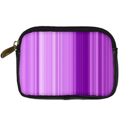 Background Texture Pattern Purple Digital Camera Cases