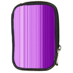 Background Texture Pattern Purple Compact Camera Cases