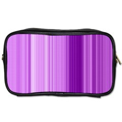 Background Texture Pattern Purple Toiletries Bags 2 Side