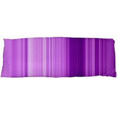 Background Texture Pattern Purple Body Pillow Case Dakimakura (two Sides)