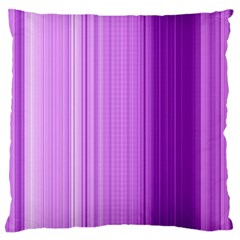 Background Texture Pattern Purple Large Cushion Case (one Side)