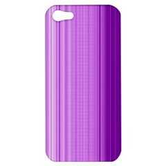 Background Texture Pattern Purple Apple Iphone 5 Hardshell Case