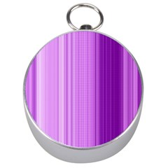 Background Texture Pattern Purple Silver Compasses