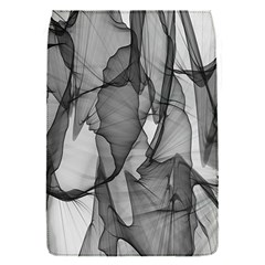 Abstract Black And White Background Flap Covers (s)