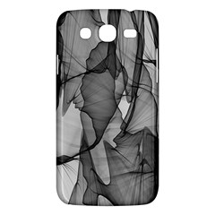 Abstract Black And White Background Samsung Galaxy Mega 5 8 I9152 Hardshell Case