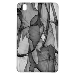 Abstract Black And White Background Samsung Galaxy Tab Pro 8 4 Hardshell Case