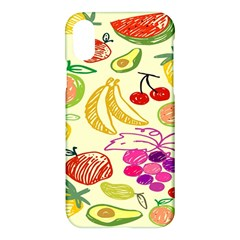 Seamless Pattern Desktop Decoration Apple Iphone X Hardshell Case