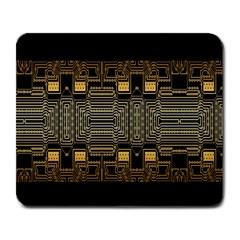 Board Digitization Circuits Large Mousepads